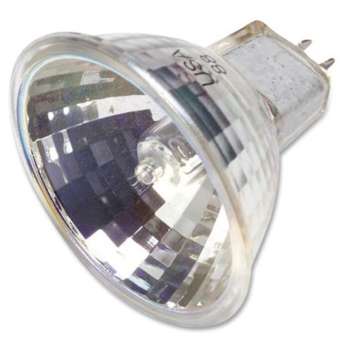 Enx Projection Lamp - EiKO ENX Replacement Overhead Projection Lamp, 82 Voltage Rating, 360 Watts, 4.39 Amps, GY5.3 Base, MR16 Bulb, CC-8 Filament, 1.75