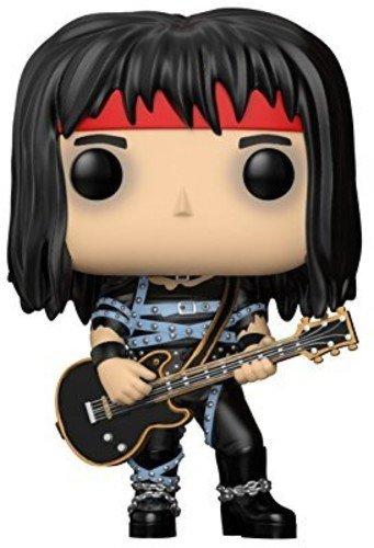 Funko Pop Rocks: Mötley Crüe-Mick Mars Collectible Figure,
