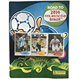 Panini Road to Brasil 2014 Complete Sticker Collection + Free Album