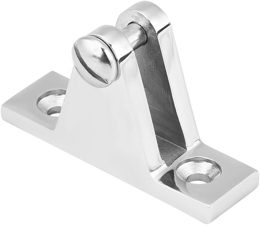 Deck Mount Non-Rusting Boat Deck Hinge Durable for Boat