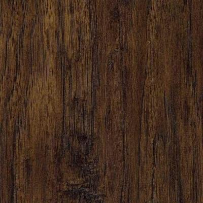 Trafficmaster Handscraped Saratoga Hickory 7 Mm Thick X 7 2 3 In Wide
