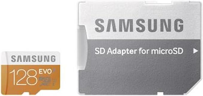 Samsung Micro Sdxc 128gb Evo Uhs I Grade 1 Class 10 Computer Zubehör
