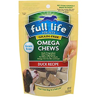 Full Life for Pets 5-Layer Omega Chews, 2.6 oz