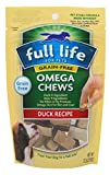 Full Life For Pets 5-Layer Omega Duck Flavor Chews (1 Pouch), 2.6 oz