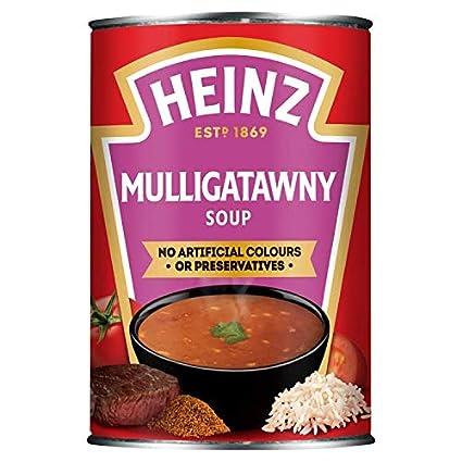 Heinz Mulligatawny Soup 400g Amazon De Lebensmittel Getranke