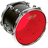 """Evans TT15HR Hydraulic Red Drum Head, 15"""""""