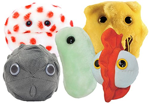 GIANTmicrobes Vaccine Deluxe 5-Pack