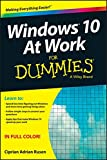 img - for Windows 10 At Work For Dummies book / textbook / text book