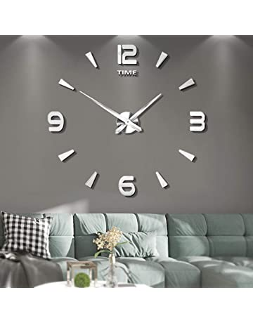 Relojes de pared | Amazon.es