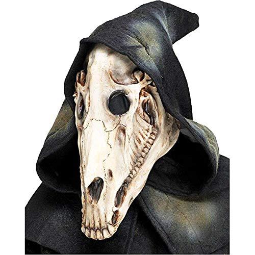 Horse Skull Mask Costume