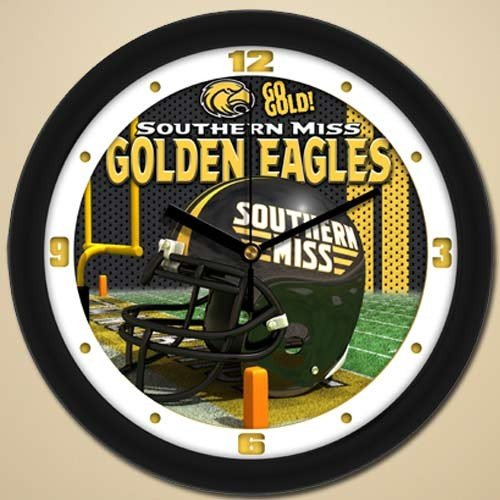 Southern Mississippi Golden Eagles Football Helmet Wall (Southern Mississippi Watch)