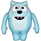"PPW Yo Gabba Gabba Toodee 12"" Designer Plush Individuals Toy Figure"