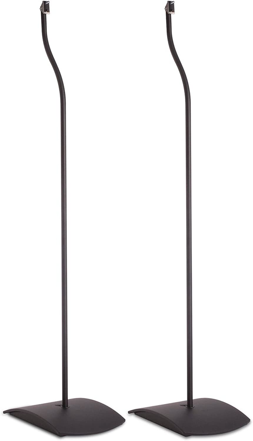Bose UFS-20 Series II Universal Floor Stands, Black – 722139-0010