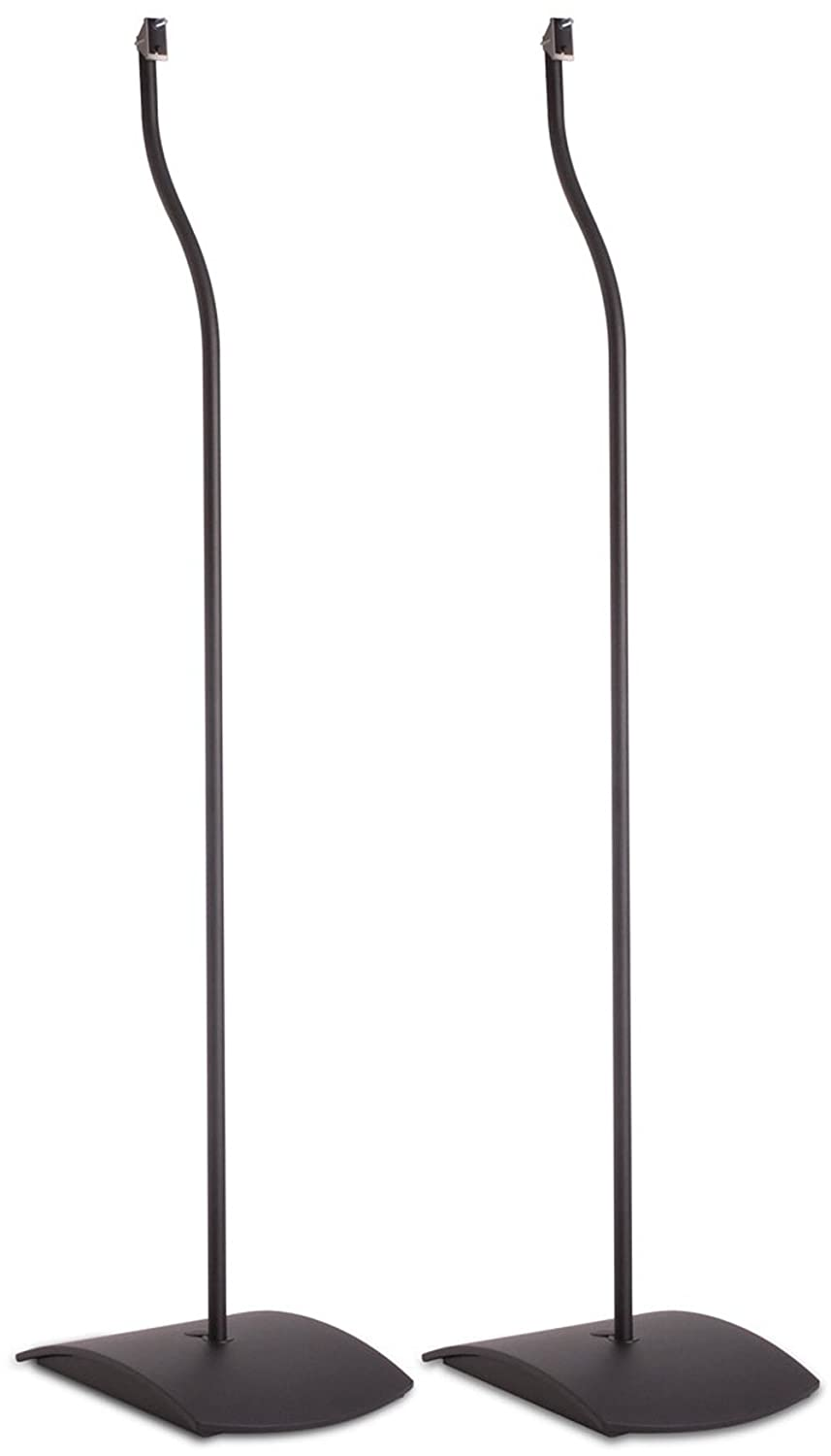 Bose Ufs 20 Series Ii Universal Floor Stands Home Audio Soundtouch 300 With Acoustimass Plus Virtually Invisible Theater