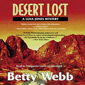 Desert Lost Audiobook
