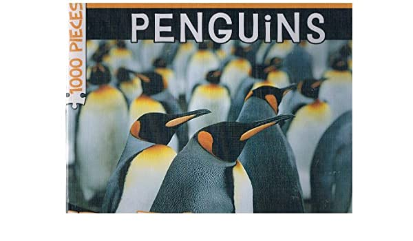 PUZZLE ANIMALI HEYE PINGUINI PANORAMA KING PENGUINS 1000 PZ