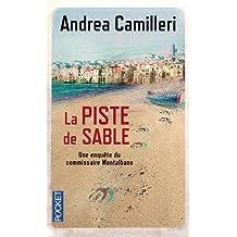 La piste de sable: Une enquête du commissaire Montalbano