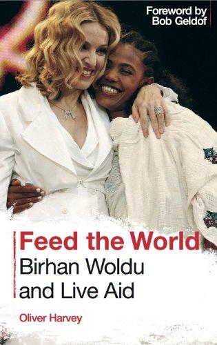 Feed the World: Birhan Woldu and Live - Geldof Aid Bob Band