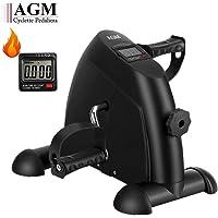 AGM Mini fitnessbike voor thuis, arm en beentrainer, hometrainer, sporttoestel, mini-fiets, hometrainer, mini-fiets…