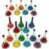 Handbells/Deskbells Kidsplay RB117EX 20 Note Combined Set