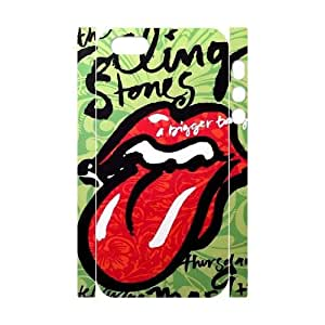 DDOUGS Rolling Stones New Fashion Cell Phone Case for Iphone 5,5S, Customised Iphone 5,5S Case