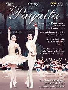 PAQUITA: Opera National De Paris [Reino Unido] [DVD]