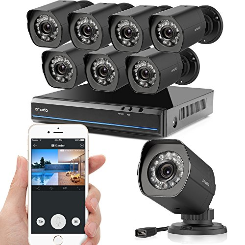 Outdoor Simplified Security Camera System product image