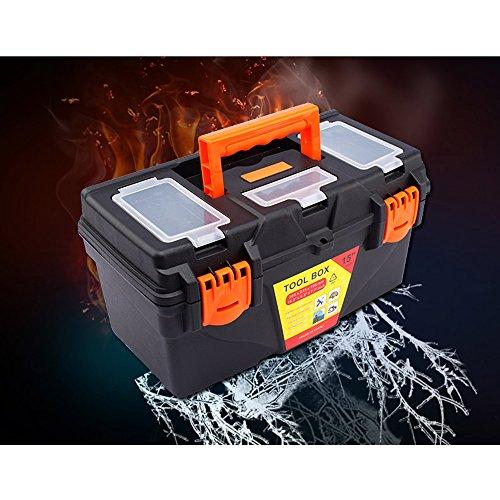 Kaiyu Cassetta degli attrezzi portatile Utensili di riparazione multi-funzione di di di plastica per uso domestico (Dimensione   105-A) | Cheapest  | Ultima Tecnologia  | Vendita Calda  e2e581