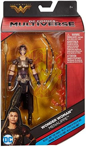 """DC Comics Movie Multiverse Wonder Woman Menalippe Figure 6/"""" Party Game Toy Gift"""