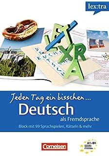 Lextra deutsch als fremdsprache grund und aufbauwortschatz lextra deutsch als fremdsprache jeden tag ein bisschen deutsch a1 b1 fandeluxe Images