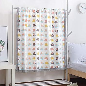 Amazon.com: Manta para bebé de muselina, para recién nacido ...