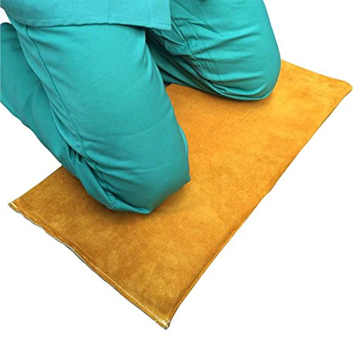 Tillman 563-1224 1' X 2' Cowhide Split Leather Welders Kneeling Pad by Tillman