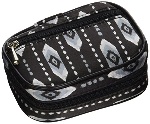 Alora Pill and Vitamin Clutch, Aztec, One Size