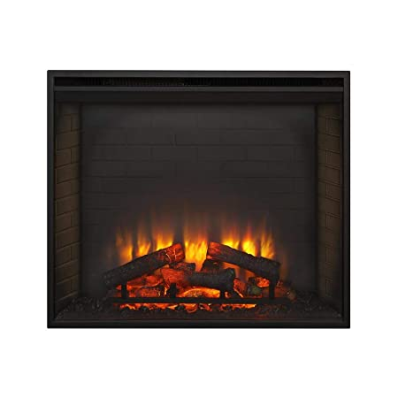 Hearth Home 36 In Built In Electric Fireplace Sf Bi36 E