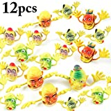 Fansport Halloween Finger Toy Assorted Type Funny Party Toys Novelty Toy Party Favor for Story Prop