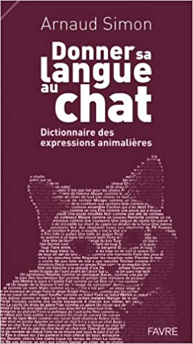 Donner Sa Langue Au Chat Arnaud Simon Ɯ¬ ɀšè²© Amazon