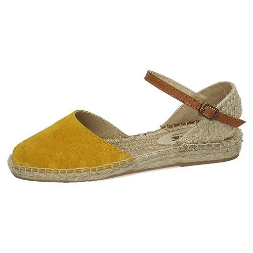 MADE IN SPAIN 18201/C Alpargatas Esparto Mujer Alpargatas: Amazon.es: Zapatos y complementos