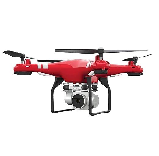 Koojawind Drone con cámara, X52 WiFi FPV Quadcopter con cámara de ...