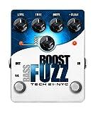 Tech 21 Bass Boost Fuzz Metallic