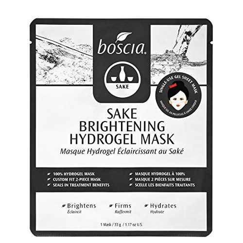 Boscia Sake Brightening Hydrogel Mask