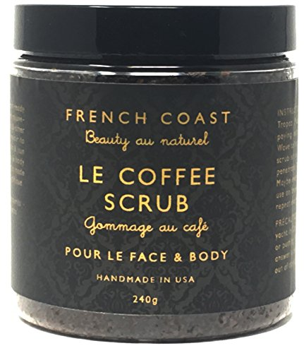 Coffee Exfoliant For Face - 5