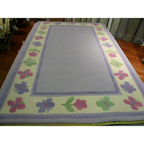 Safavieh Collection SFK354A Handmade Lavender product image