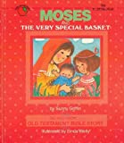 Moses and the Very Special Basket, Sunny Griffin, 1569870454