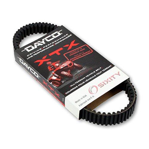 2005-2009 Kawasaki Brute Force 750 Drive Belt Dayco XTX ATV OEM Upgrade Replacement Transmission Belts