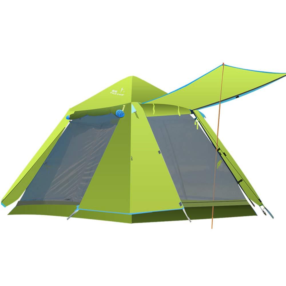 ポータブルビーチテント、ポップアップテント、防水キャンプテント、ファミリーガーデン Green/キャンプ/釣り/Beaに適した屋外サンシェルターUV保護 Green B07QRRD7TJ B07QRRD7TJ, ビューティーコーディネート:c559b5d4 --- ijpba.info
