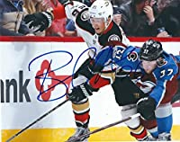 Autographed Brandon Montour 8x10 Anaheim Ducks Photo