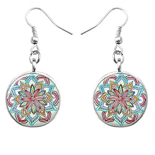luck-wang-womans-unique-fashion-national-style-grid-gem-henna-earrings
