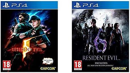Resident Evil 5 Hd 6 Hd Amazon Es Videojuegos