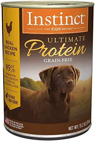 Dog Food: Instinct Ultimate Protein