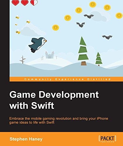 Download Game Development with Swift Pdf